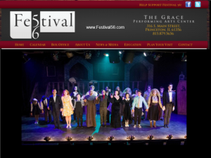 Festival 56's Princeton Theater Group