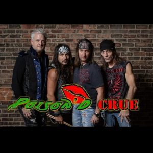 Poison'd Crue comes to Oglesby Summer Fest