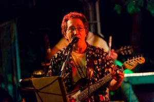 Steve Sharp live at the Tiki Bar