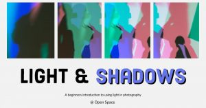 Intro to Photo Studio: Light & Shadow