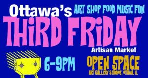 Ottawa's Third Friday Artisan Market