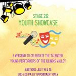 Auditions: Youth Showcase