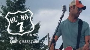 Andy Giarratano LIVE @ Riverfront Bar and Grill
